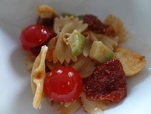 La salade de pâtes qui épate (Cyril Lignac)