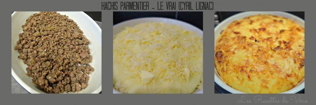hachis parmentier cyril lignac