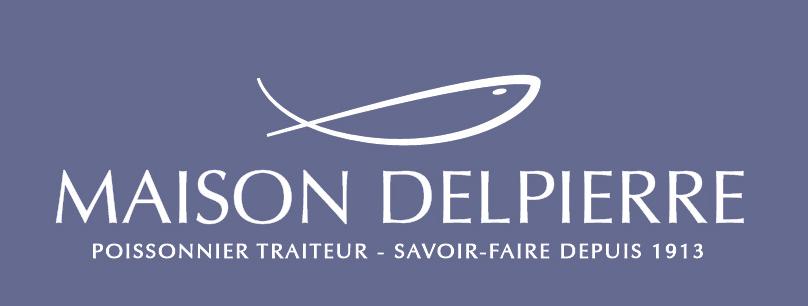 Bandeau Maison Delpierre Logo