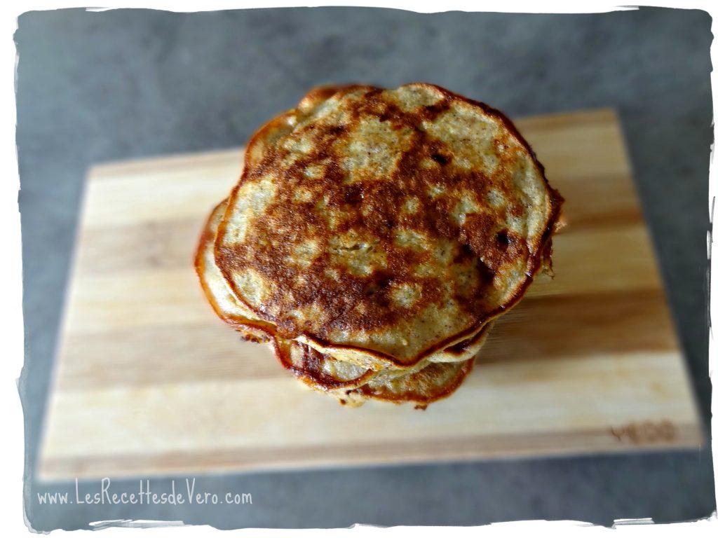 BIENVENUE CHEZ VERO - pancakes bananes sanslait glutenfree