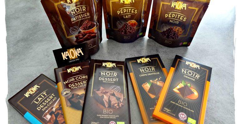 Nouveau partenaire très chocolaté : Kaoka