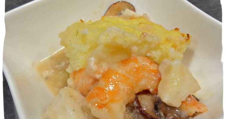 Irish Fish Pie