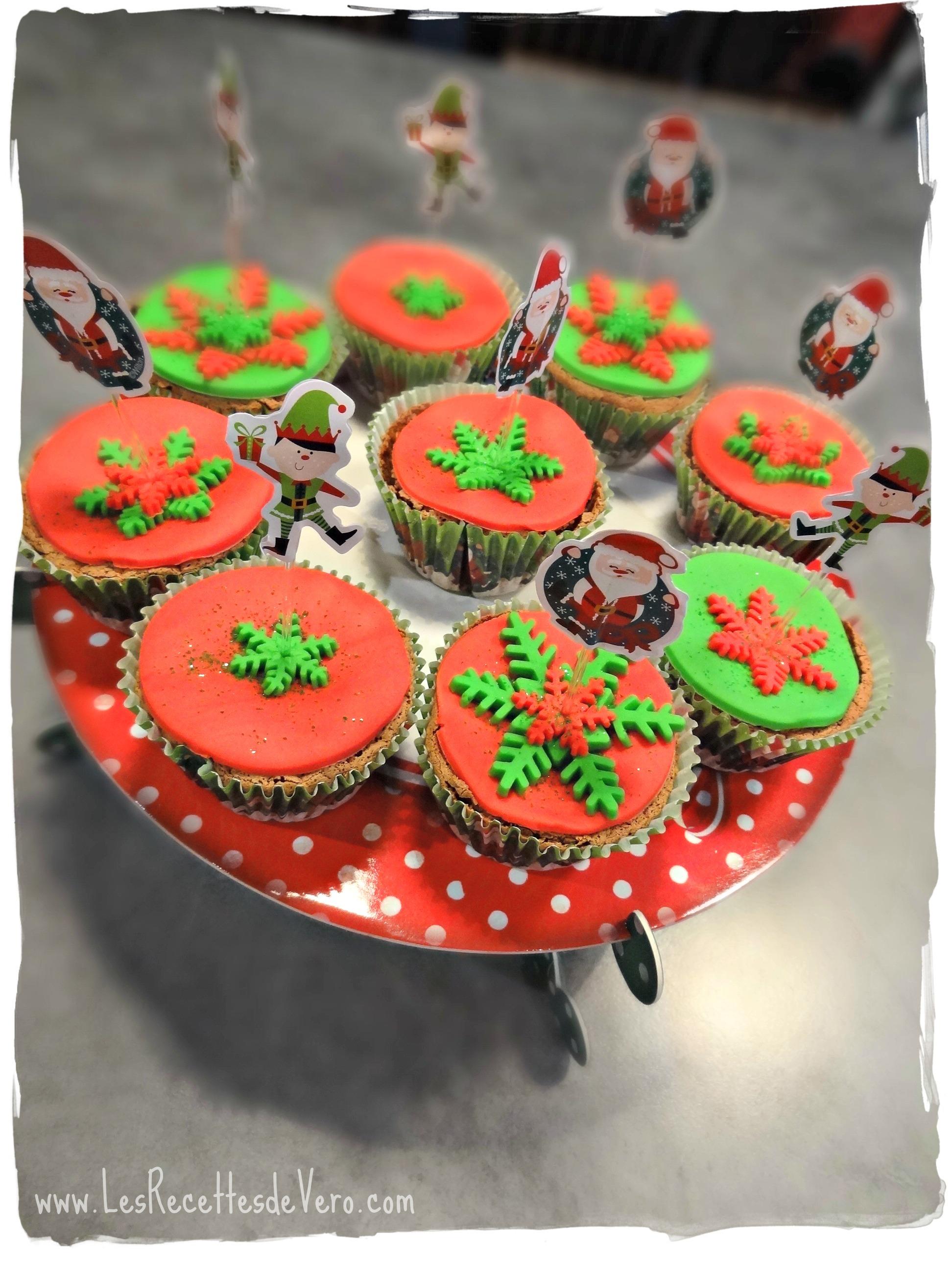 Cupcakes de noel 1