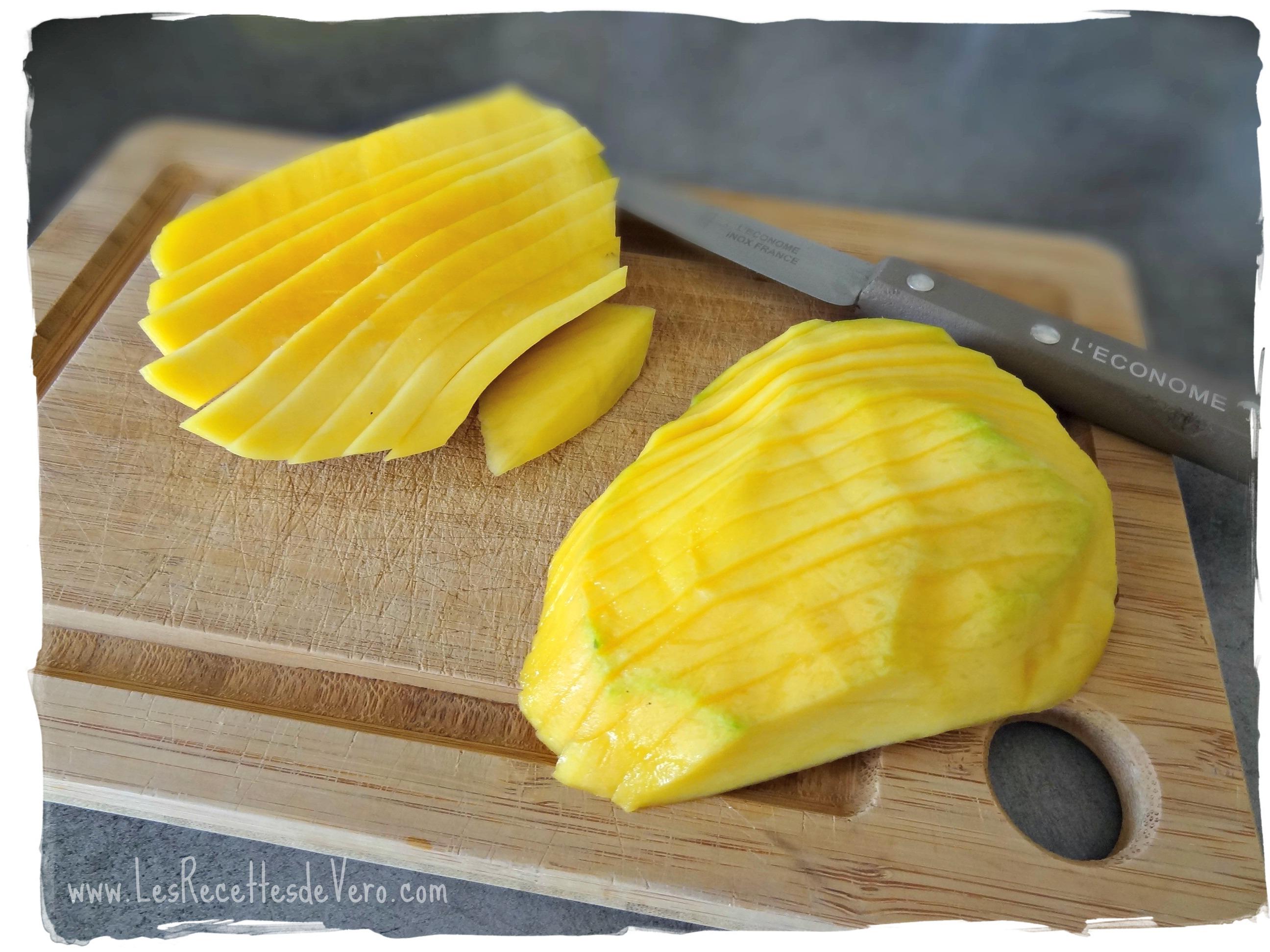 Tranche de mangue