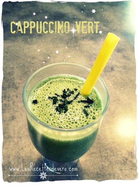 Cappuccino vert