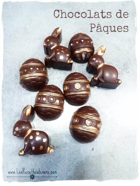 Chocolats de pâques 2