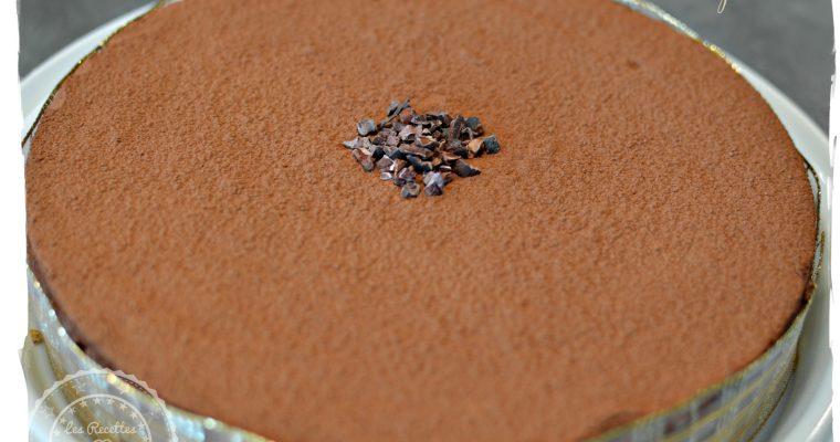 Gâteau léger aux 2 fèves