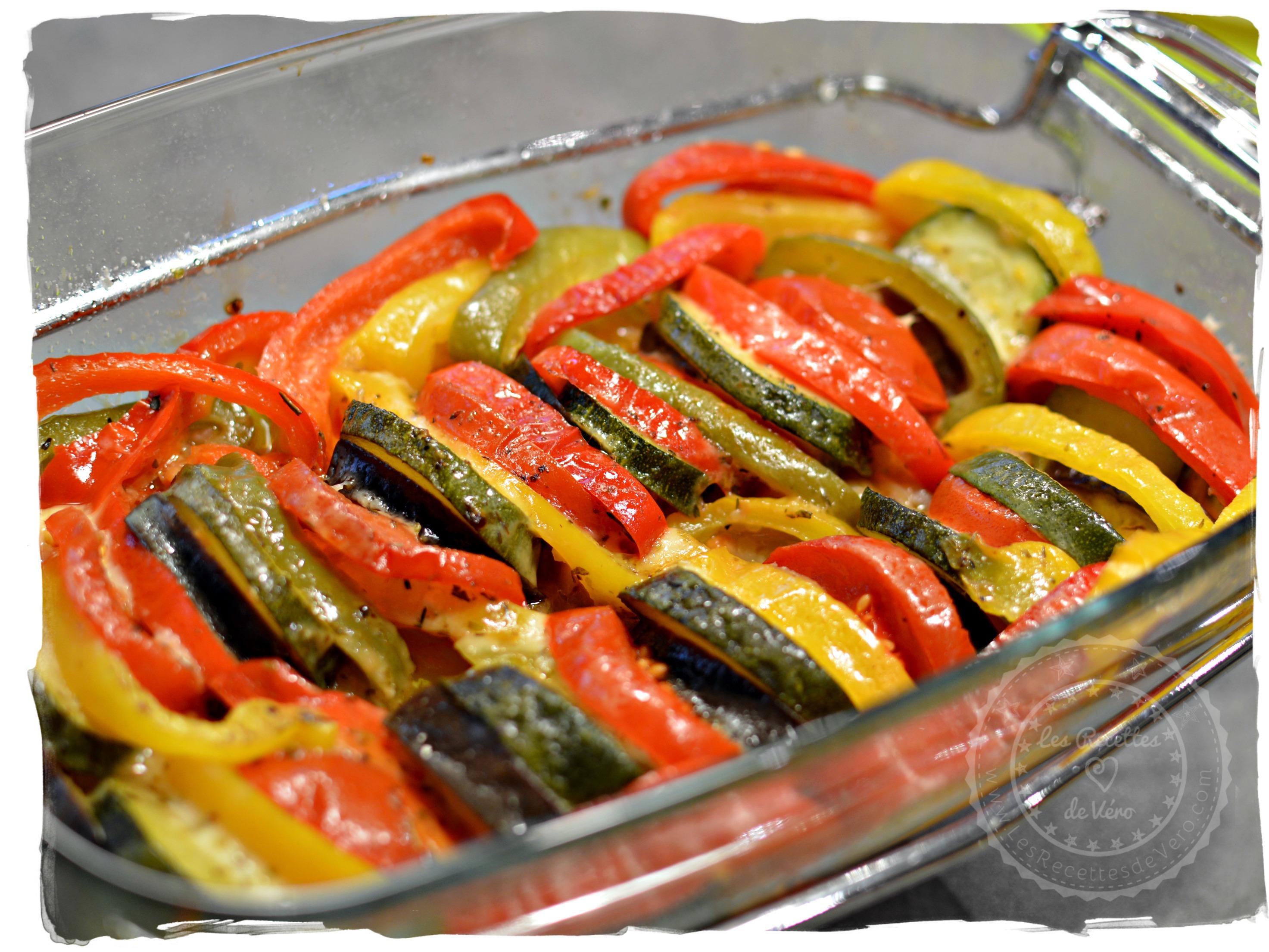 tian de légumes 1
