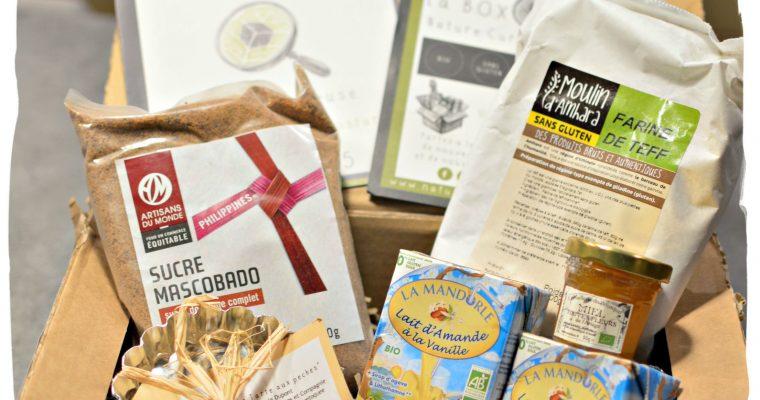 La box Cuisine Nature Curieuse