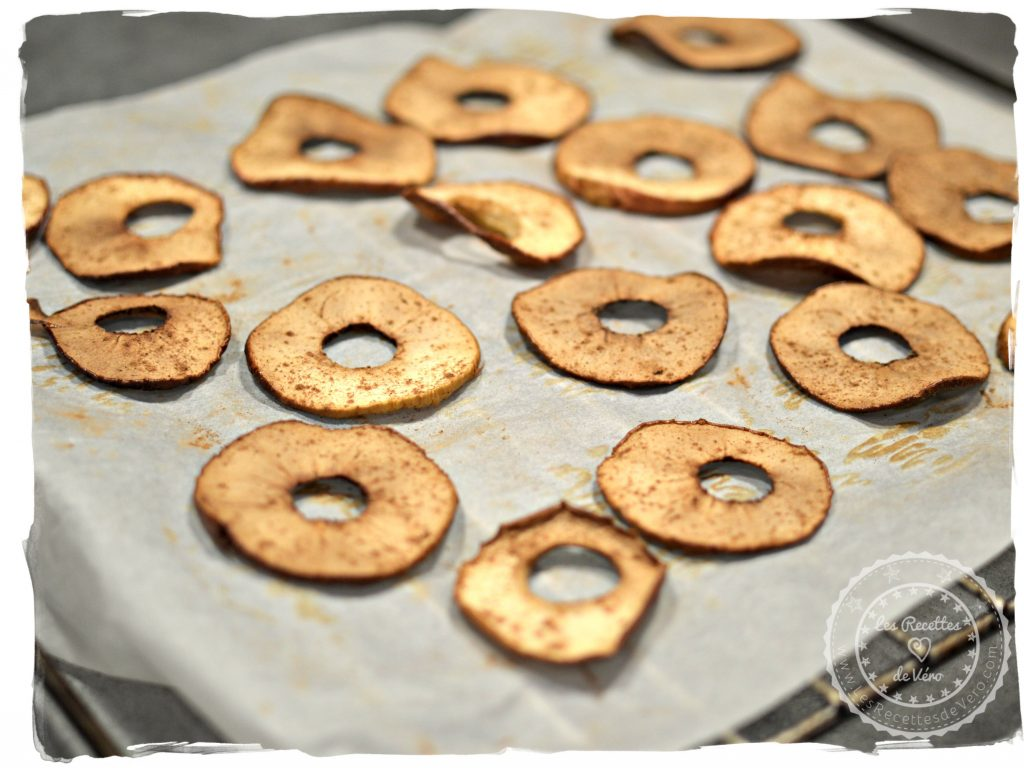 Bienvenue chez Vero - Chips de pommes simple à réaliser
