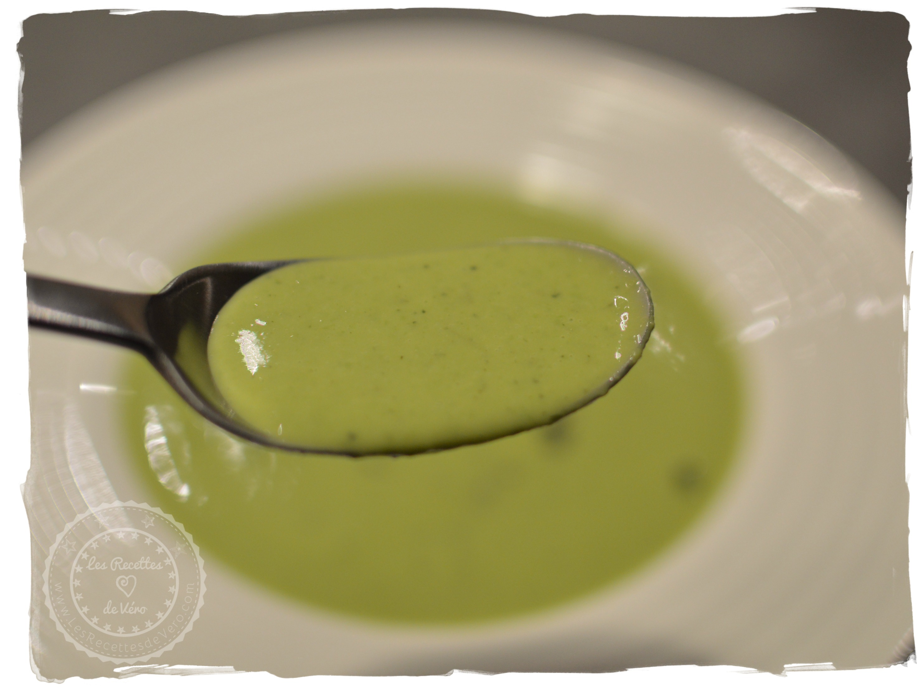 crème de petits pois 1