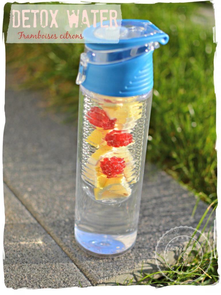 BIENVENUE CHEZ VERO - detox water