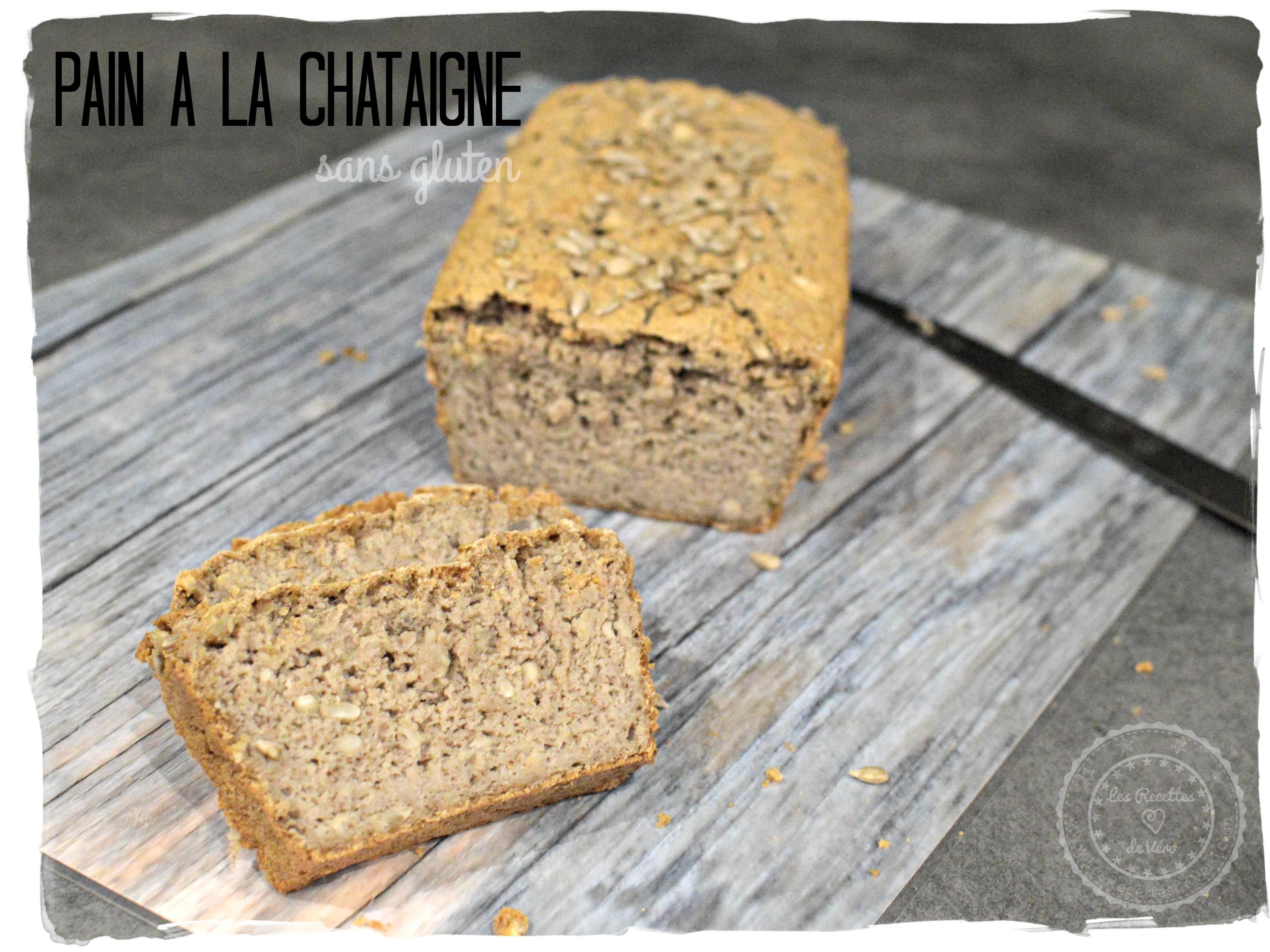 pain à la chataigne