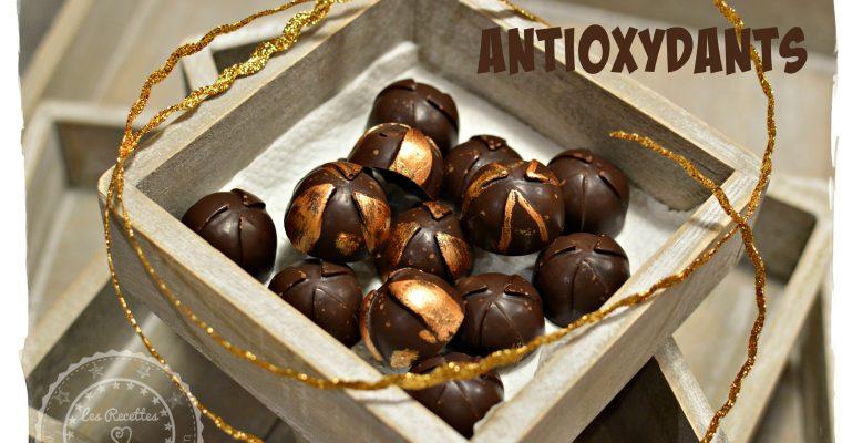 Chocolats antioxydants – Baies d'aronia