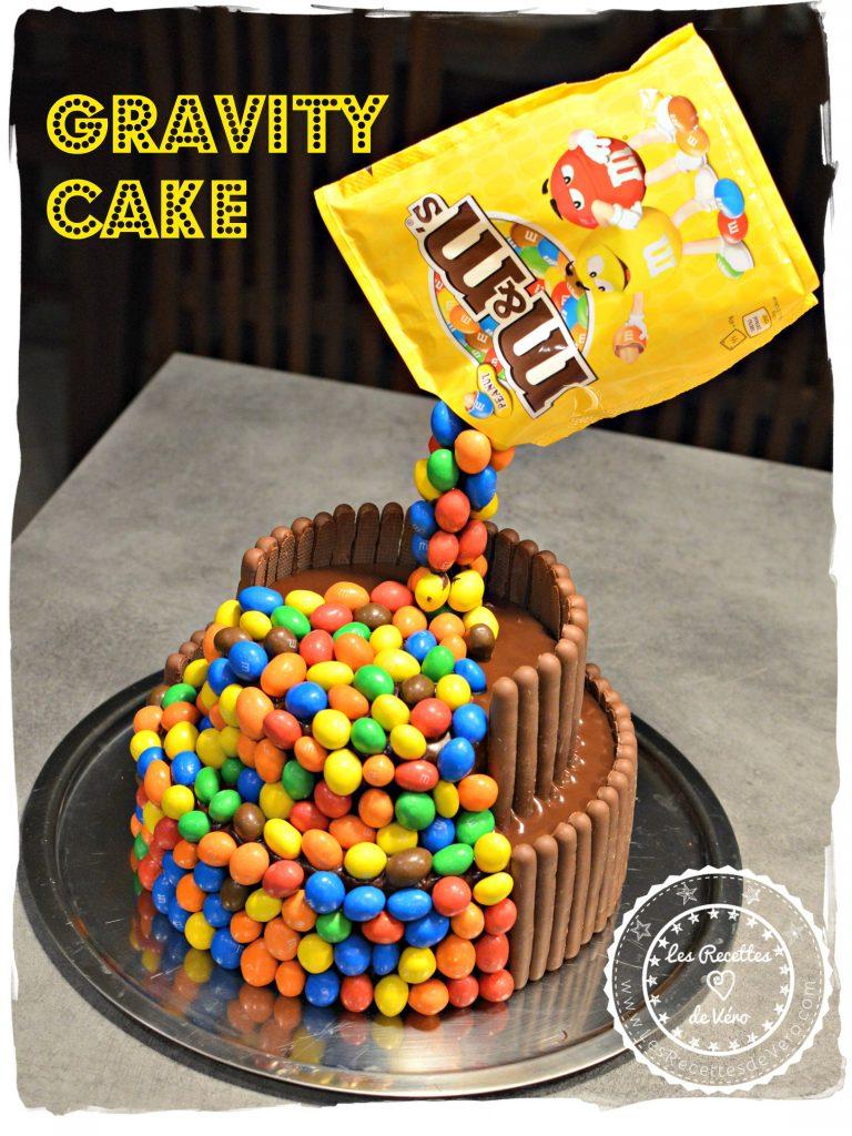 BIENVENUE CHEZ VERO - Je vous présente en exclusivité le secret pour réaliser le gravity cake afin d'épater votre famille et vos amis. Effet garanti sur www.bienvenuechezvero.fr