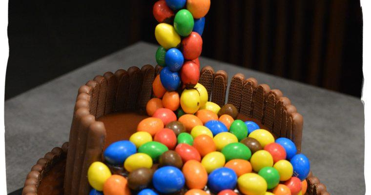 Gravity cake – Le secret