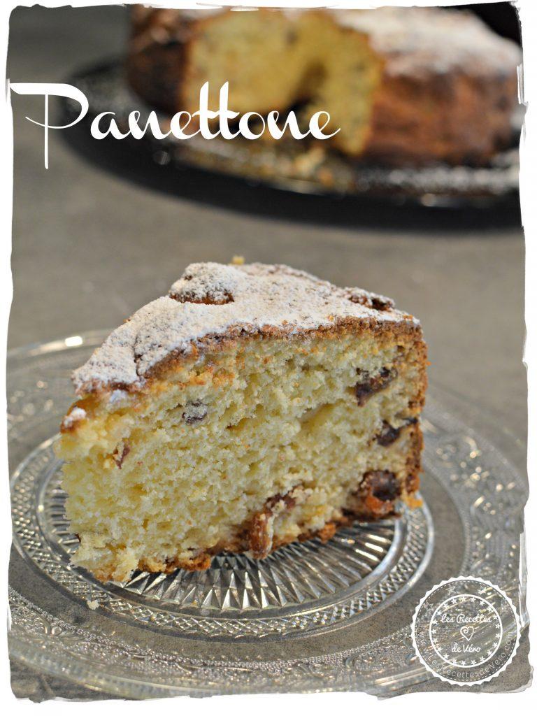 Bienvenue chez Vero - La brioche italienne appelée Panettone