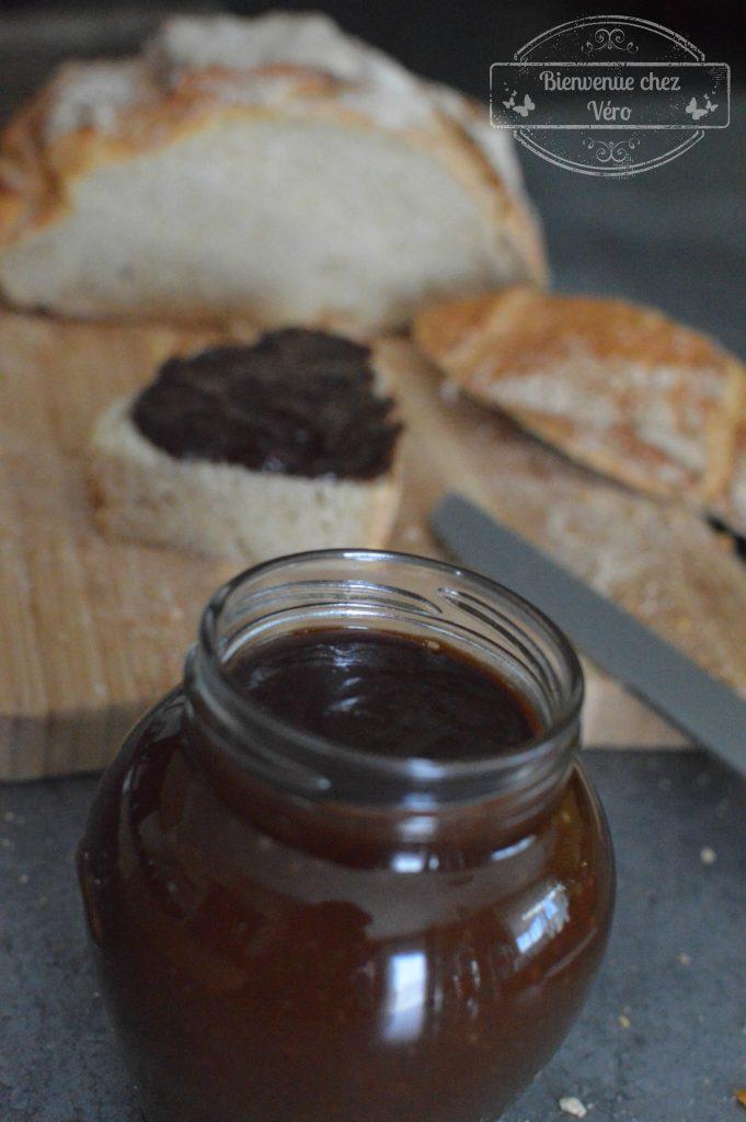 Bienvenue chez Vero - Pâte à tartiner aux noix de pécan