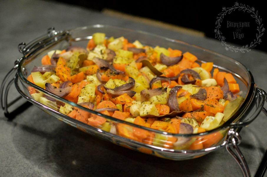 [BIENVENUE CHEZ VERO] - Comment cuisiner les légumes racines avec l'omnicuiseur