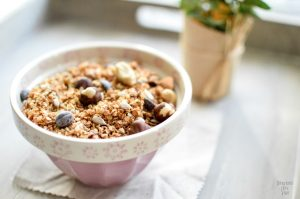 [BIENVENUE CHEZ VERO] Comment réaliser facilement son granola maison vegan et sans gluten