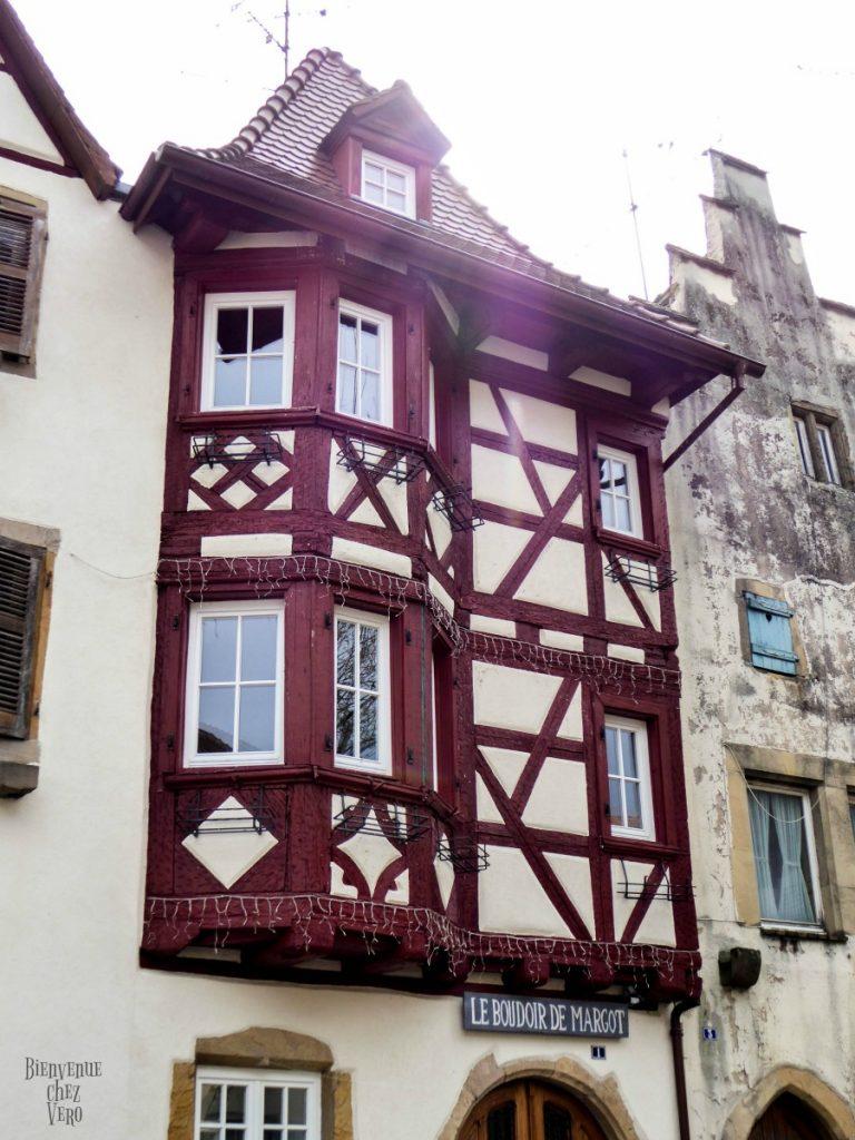 BIENVENUE CHEZ VERO Escapade en Alsace (Colmar - Eiguisheim - Riquewihr - Ribeauvillé)