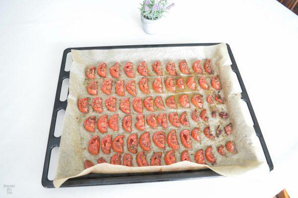 BIENVENUE CHEZ VERO - Comment réaliser des tomates semi-séchées