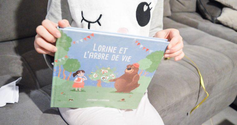 L'arbre de vie : Le livre personnalisé et inspirant pour enfants