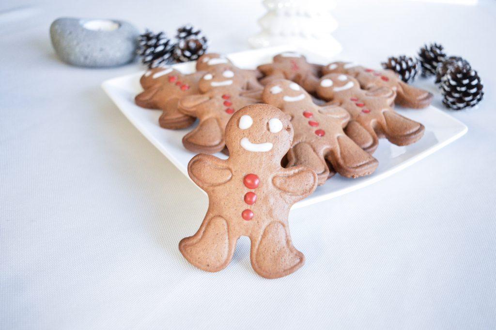 Bienvenue chez Vero - Bonhommes de Noel aux épices