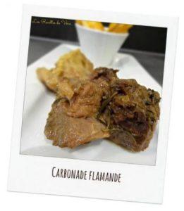 Bienvenue chez vero - Carbonade flamande