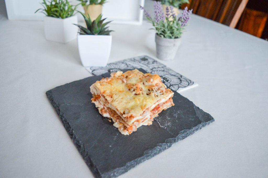 Bienvenue chez Vero - Lasagne à la bolognaise