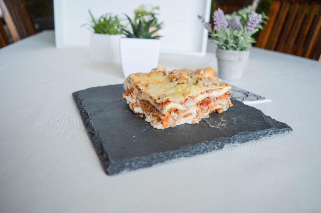 Bienvenue chez Vero - Lasagnes Bolognaises