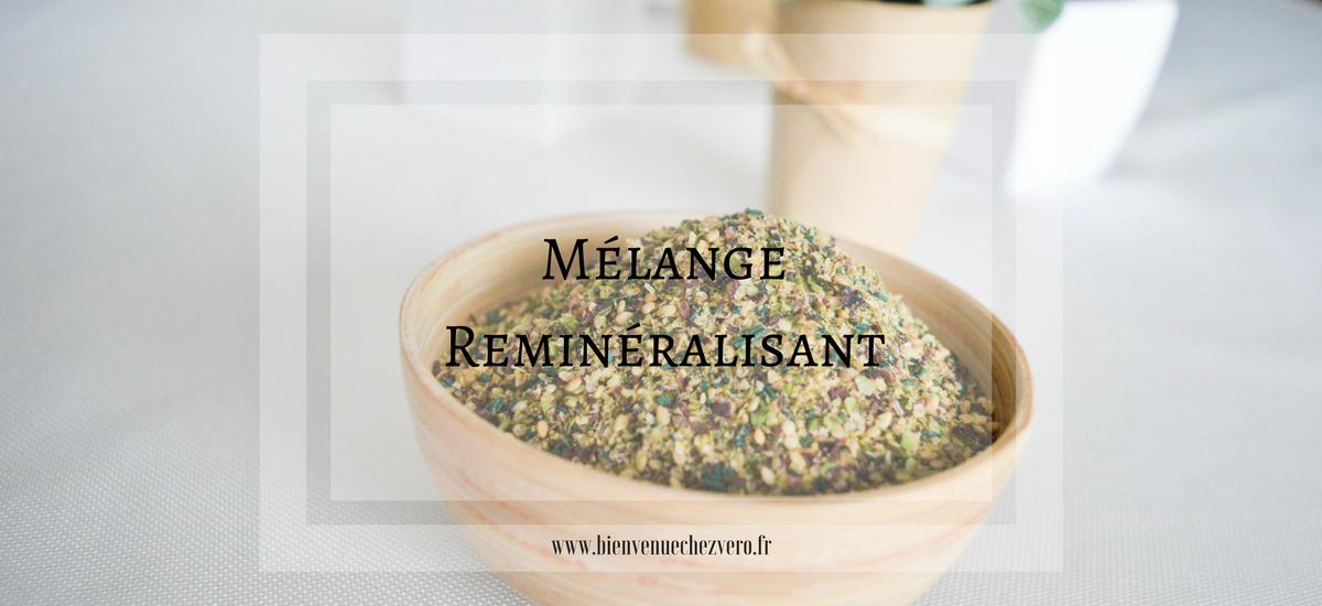 Comment réaliser son mélange reminéralisant soi-même ?