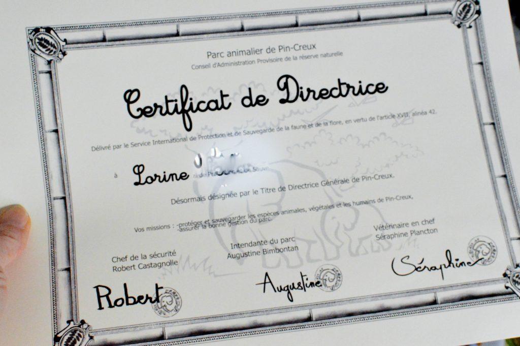 Bienvenue chez Vero - Lire et écrire avec Epopia - Certificat