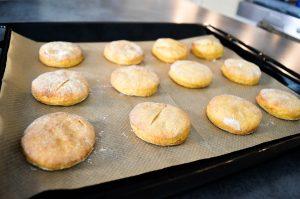 Bienvenue chez vero - pate Petits pains à la patate douce (6)