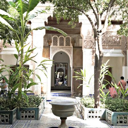 Bienvenue chez Vero - Palais Bahia - 1ère porte