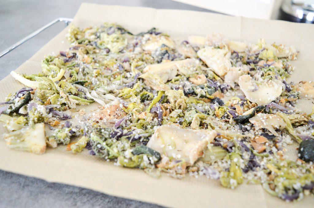 Bienvenue chez Vero - Comment faire son bouillon de légumes maison - après cuisson
