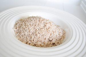 Bienvenue chez Vero - Lentilles corail noix de coco sarrasin - semoule de sarrasin