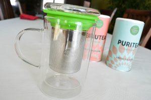 Bienvenue chez Vero - Natural Mojo - la tendance des super aliments - mug à thé