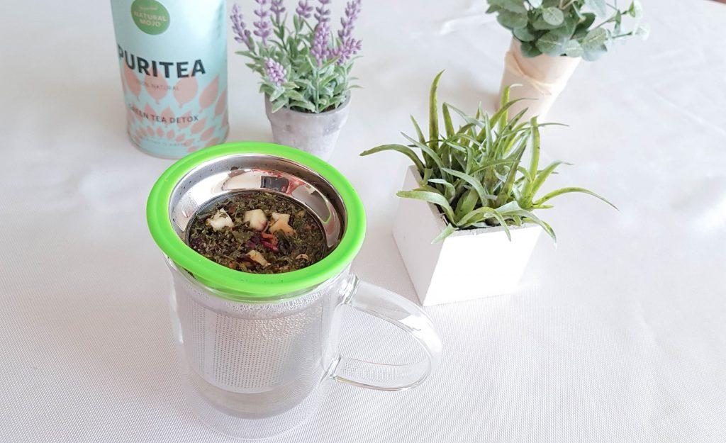 Bienvenue chez Vero - Natural Mojo - la tendance des super aliments infusion thé