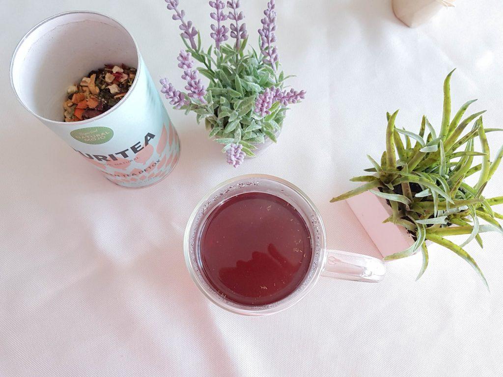 Bienvenue chez Vero - Natural Mojo - la tendance des super aliments thé infusé