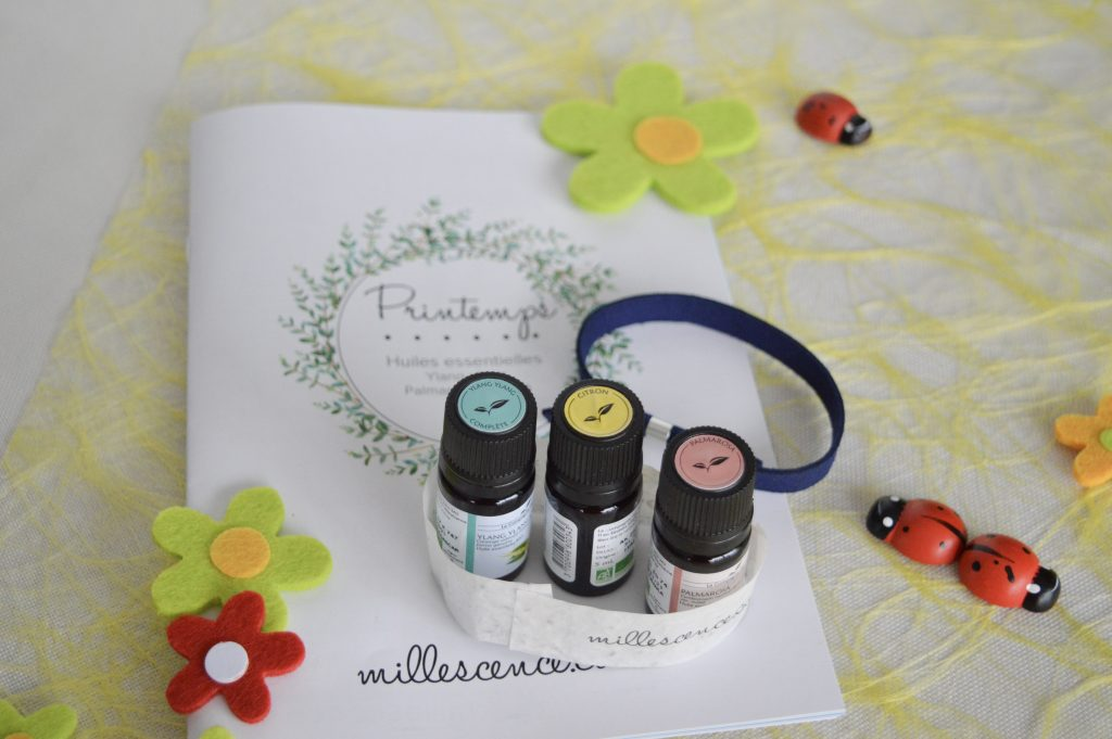 Bienvenue chez vero - Box Aroma Printemps de Millescence - coffret