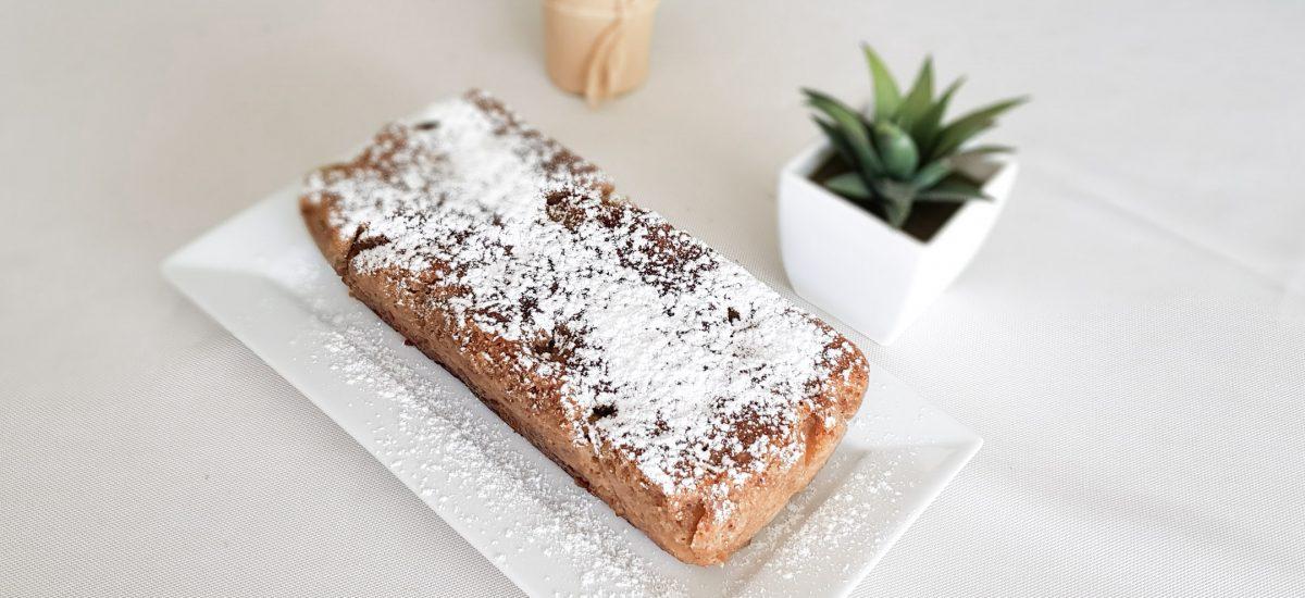 Cake sans gluten sans oeuf à la rhubarbe – Omnicuiseur