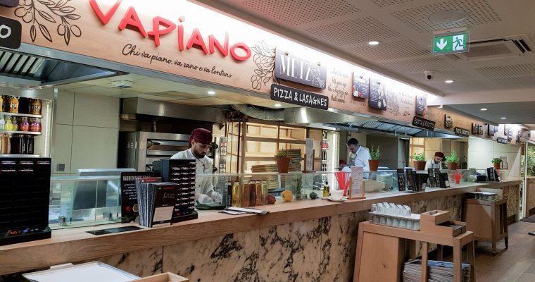 Vapiano Metz – On mange aussi végétarien (+ concours)