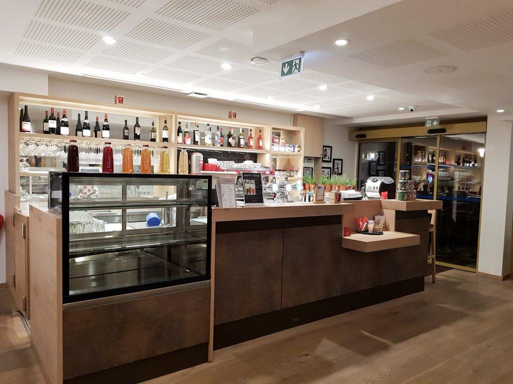 Bienvenue chez Vero - Chez vapiano Metz on mange aussi végétarien - bar rez de chaussée