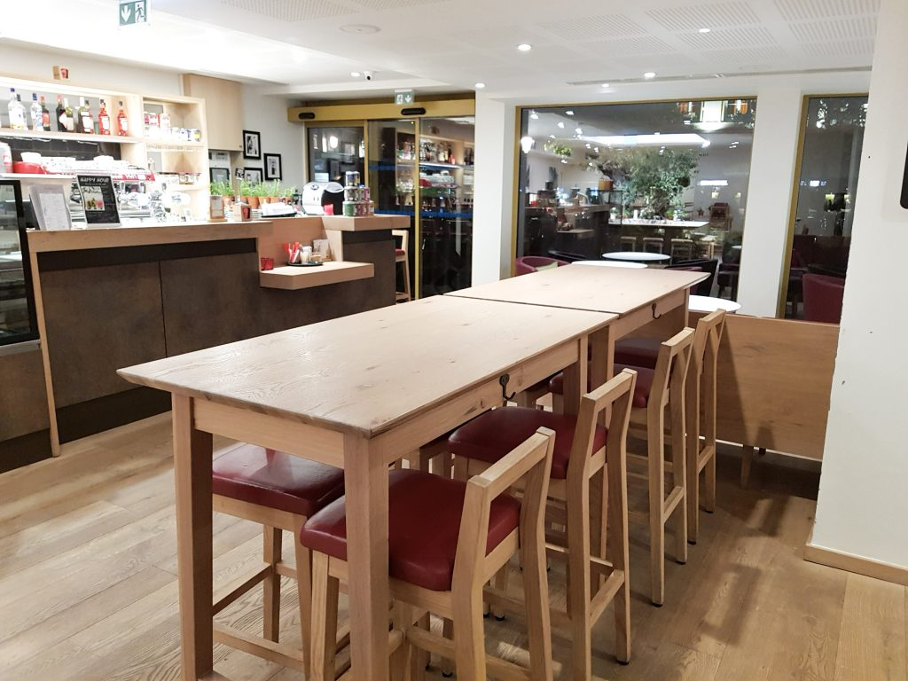 Bienvenue chez Vero - Chez vapiano Metz on mange aussi végétarien - Grande table concours
