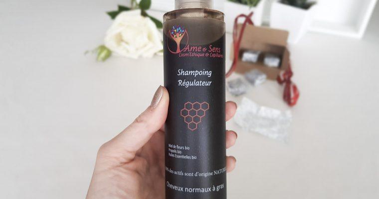 Le Shampoing régulateur d'Ame & Sens