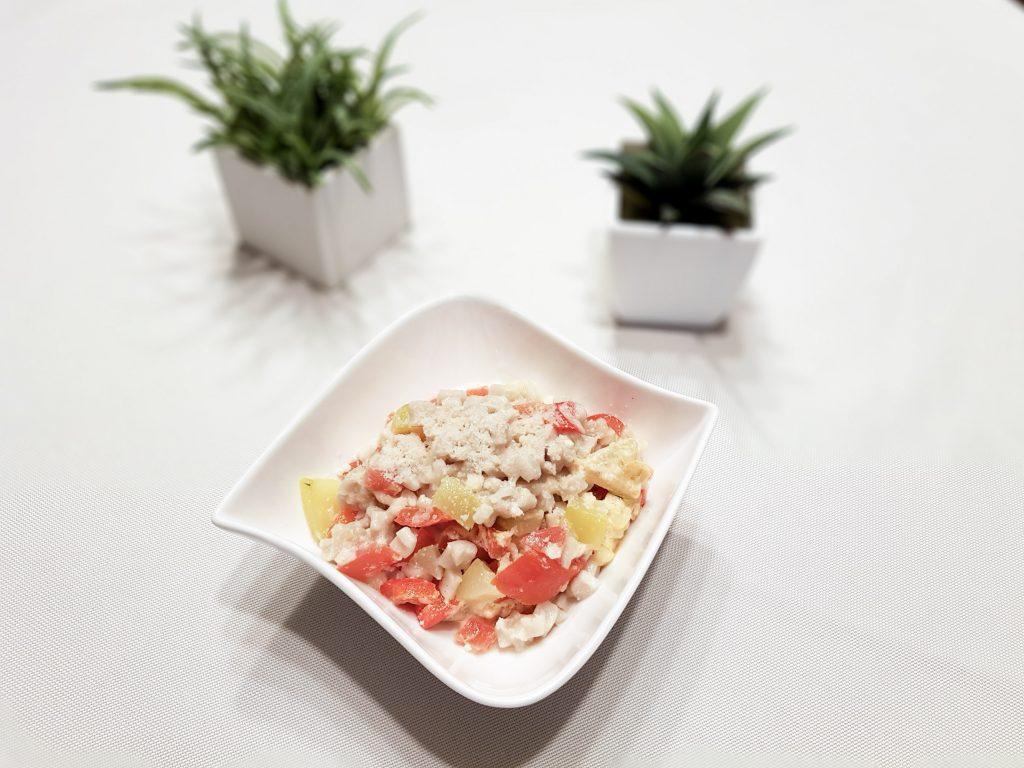 Crozets aux légumes - Cuisson à la vapeur douce [OMNICUISEUR] - Bienvenue chez vero