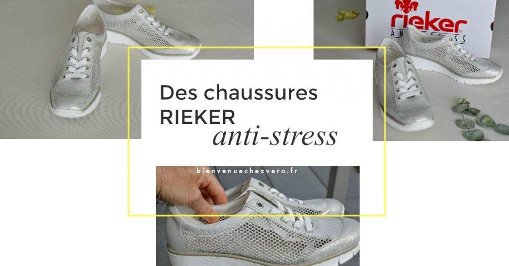 Des chaussures Rieker anti-stress - Bienvenue chez vero - PIN IT