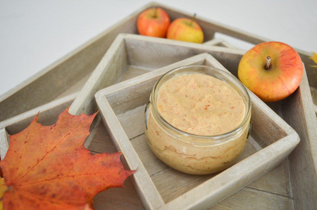 Comment réaliser du beurre de pomme à IG Bas - Bienvenue chez Vero