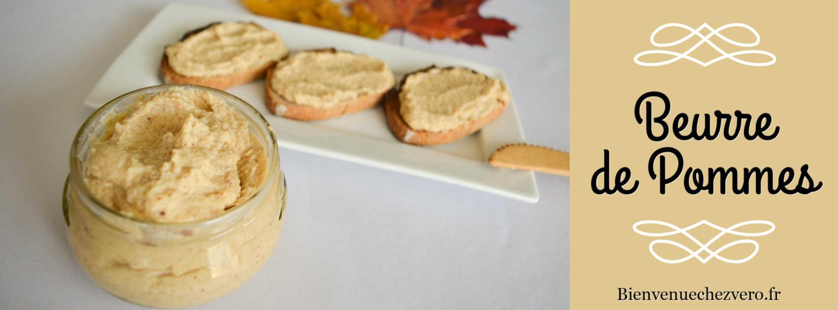 Comment réaliser du beurre de pomme à IG Bas - Bienvenue chez Vero - Pin-it !